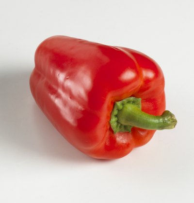 Nutrition in Red Peppers