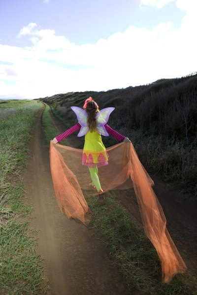 Homemade Fairy Halloween Costumes for Teens