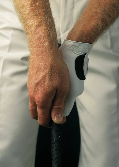 Golf Grip to Cure Slicing