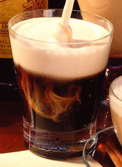 Kahlua & Cream Nutrition