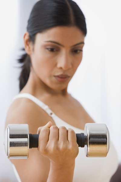 Can Weight Lifting Cause Irregular Vaginal Bleeding
