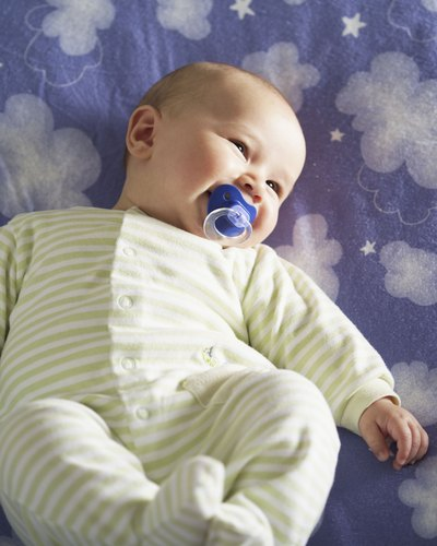 When Should a Baby Sleep in a Crib?
