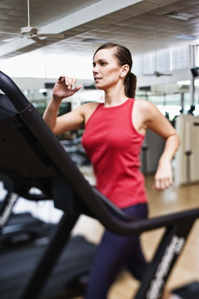 How to Begin to Run on a Treadmill
