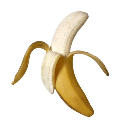 Bananas are a soft, easy to digest food.