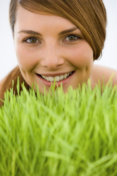 Wheatgrass for Anemia