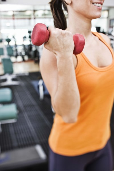 Strength training increases your ability to burn more calories at rest.