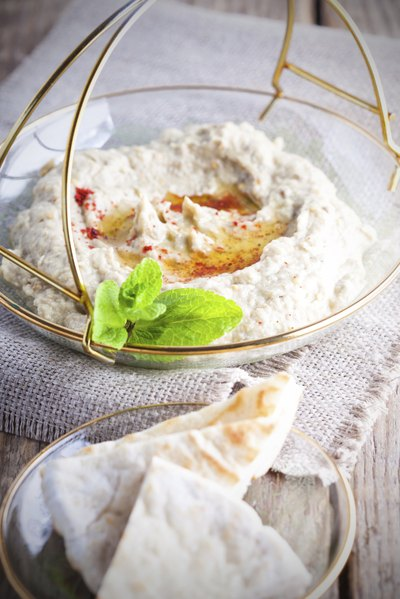 How to Freeze Baba Ghanoush