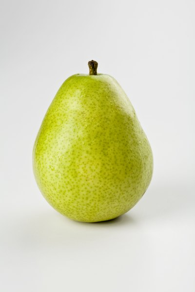Nutritional Value of a D'Anjou Pear