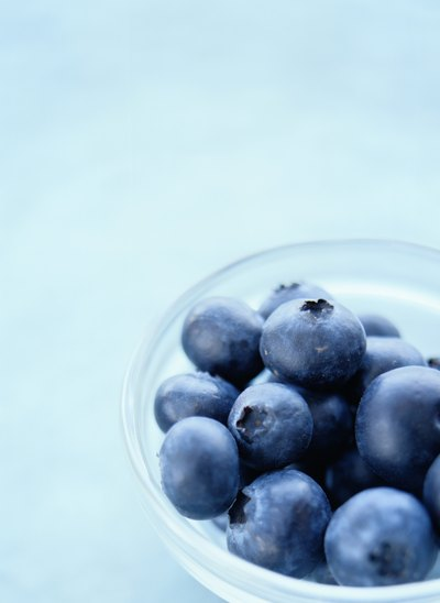 What Are the Benefits of Dried Blueberries?