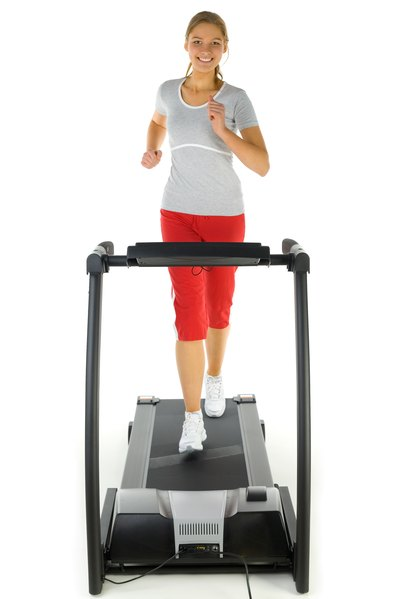 Focus on minutes, not miles, when using the treadmill for weight loss.