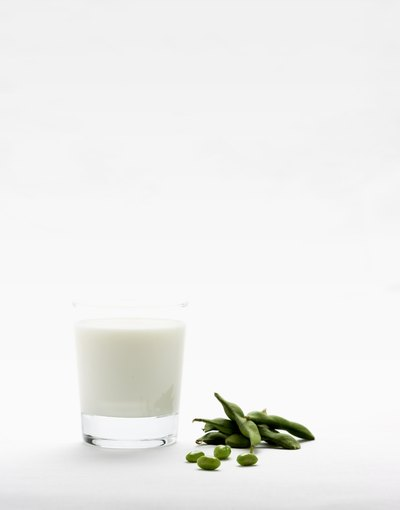 How Many Calories are in 1 Cup of Soy Milk?