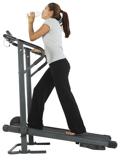Increasing your incline can help you build your hamstring and glute muscles.
