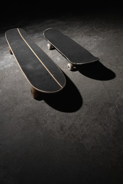 Shortboard Cruiser Vs. Longboard Cruiser