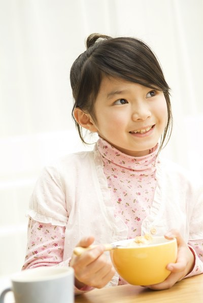 Government Guidelines on Healthy Eating & Nutrition for Children