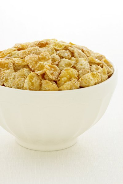 Losing Weight With Frosted Flakes