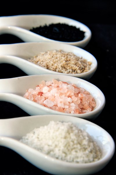 What Is Organic Unrefined Sea Salt?