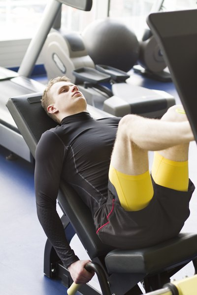 Hamstring Exercise Machines