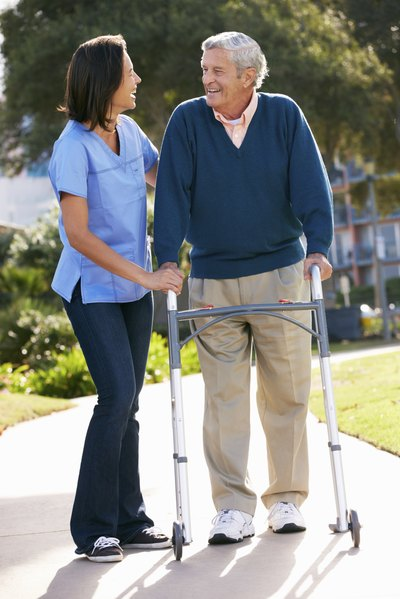 Reasons for Putting Elderly Parents in Nursing Homes