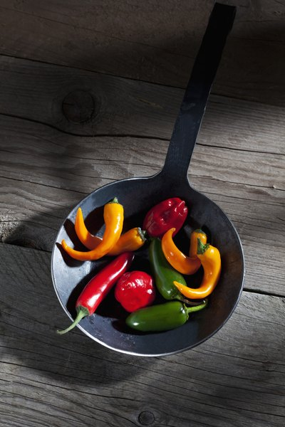 The Benefits of Habanero Pepper & Cayenne