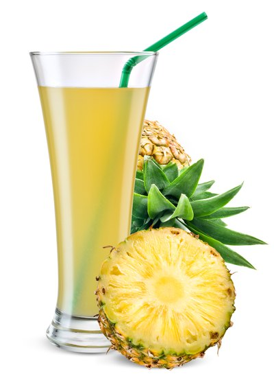 Enzymes in Pineapple Juice