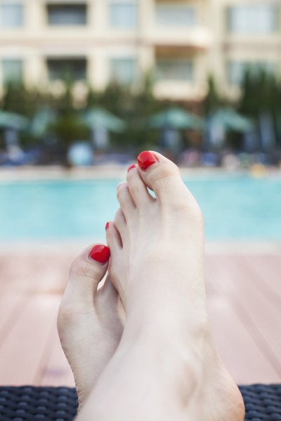 Can You Lose Fat in Your Feet?