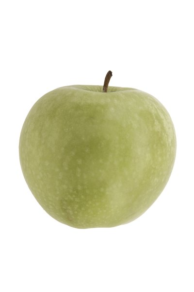 Does Eating Sour Green Apple Skins Help You Lose Weight?