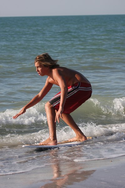 Types of Skimboards