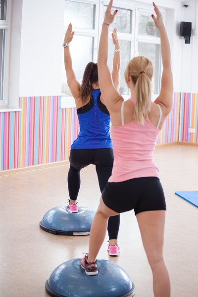 3 Benefits of the Bosu