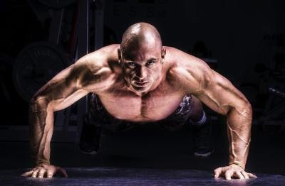 Take your push-up workout to a whole new level.