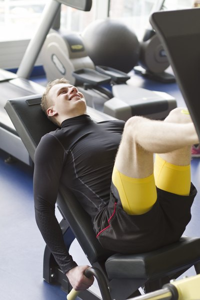 How to Tighten Up the Thighs and Calves