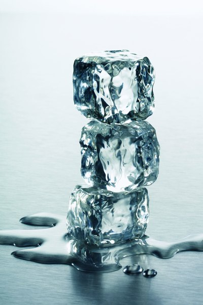Chewing on Ice for an Iron Deficiency