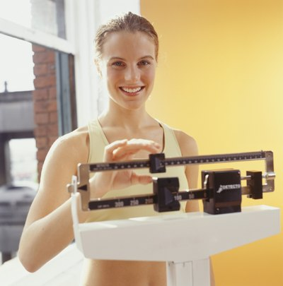 Often, he will measure your body composition and check your weight.