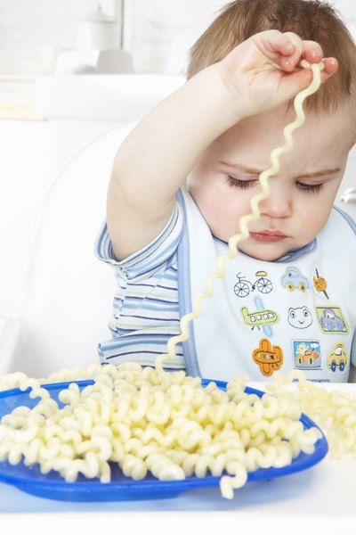 How Can I Tell if My Baby Is Allergic to What I'm Eating?
