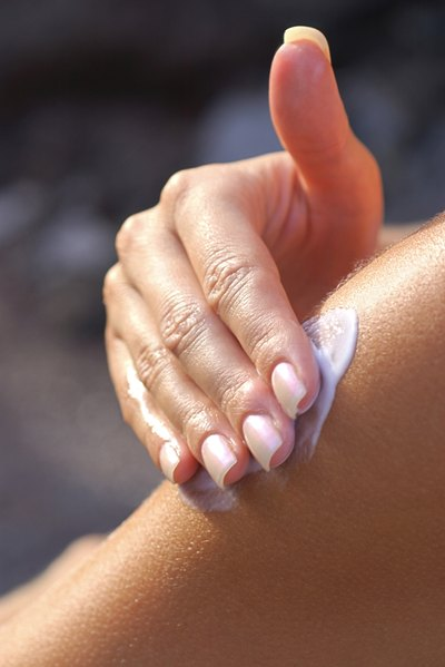 How to Get Rid of Blemishes on the Arm