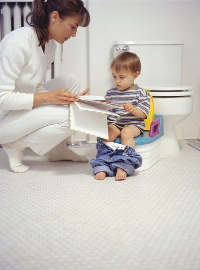How to Potty Train a 15-Month-Old