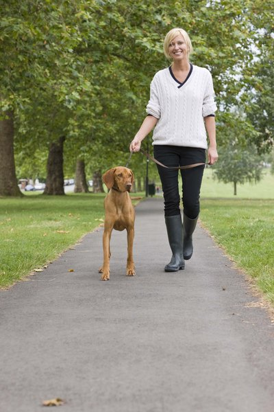 Walking is a simple exercise that you can start after recovery.