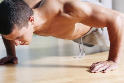 Create more muscle activation by adding the Perfect Pushup into your push-up routine