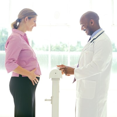 Causes of No Weight Gain During Pregnancy