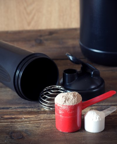 How to Use Whey Protein With a Weight Watchers Diet