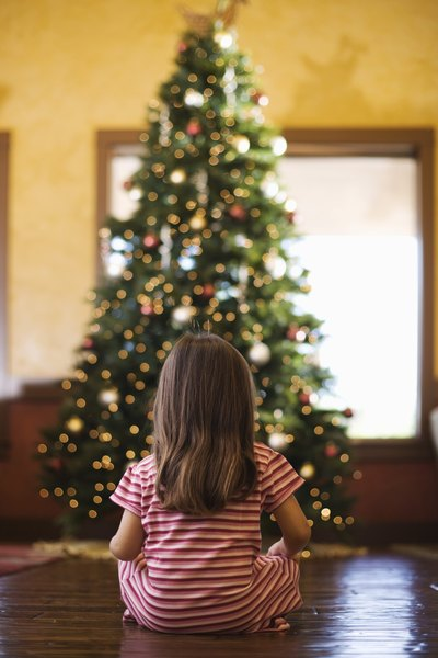 How to Adopt a Christmas Child in Houston