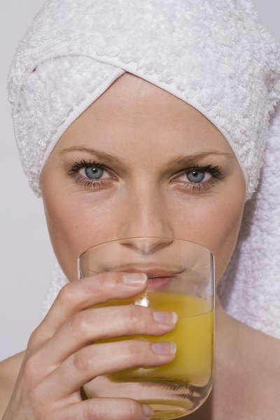 How Orange Juice Affects the Body