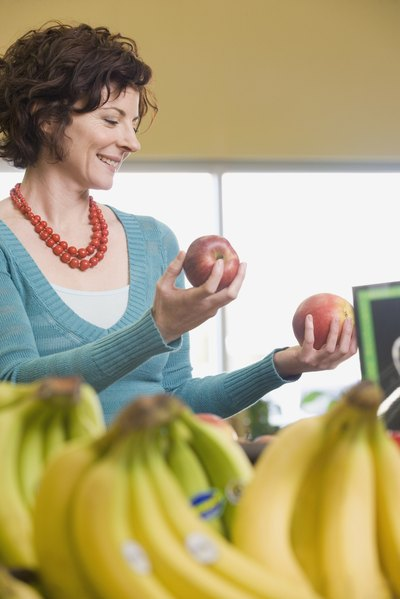 Apples & Bananas for Weight Loss