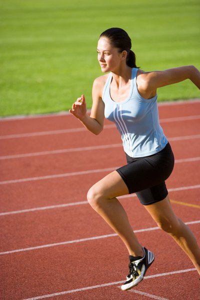 The Hip Flexors & Knee Drive in Sprinting