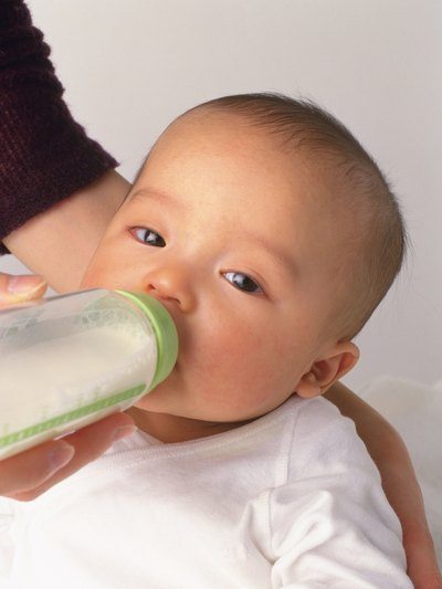How Often Should A  Month Old Eat Baby Food