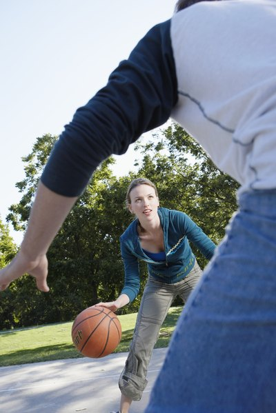 How to Stop Being Intimidated in Basketball