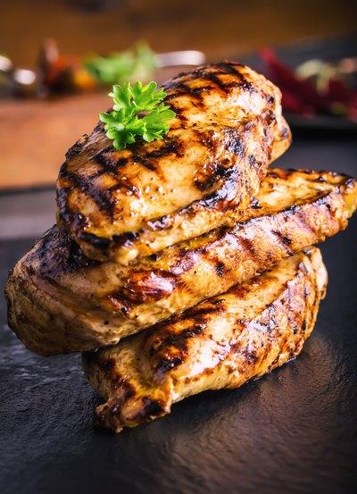 1,800-Calorie Low-Carb Diet