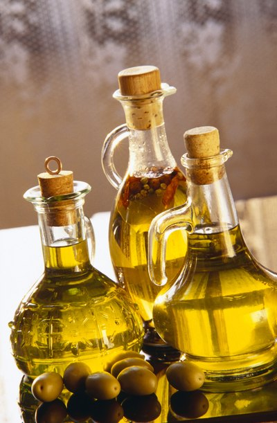 Vegetable Oils Containing Saturated Fats