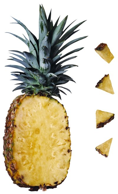 Calorie Count for Fresh Pineapple