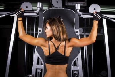 Women have a harder time training for pull-ups.