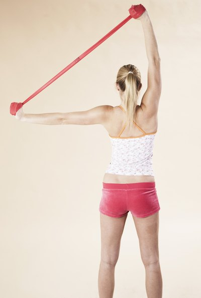 Resistance Band Exercises for the Neck